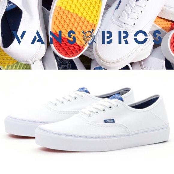 vans brothers marshall